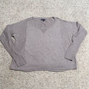 Women's XL American eagle long sleeve knit top.